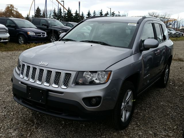 2016 jeep compass north 4x4 vaughan ontario car for. Black Bedroom Furniture Sets. Home Design Ideas