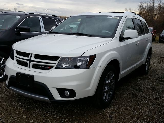 2016 dodge journey r t rallye vaughan ontario car for sale 2343947. Black Bedroom Furniture Sets. Home Design Ideas