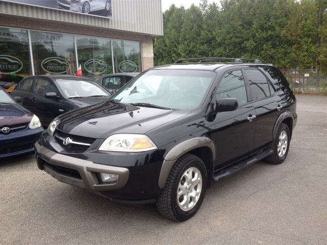 2002 acura mdx 3 5 4wd cuir 7pass garantie. Black Bedroom Furniture Sets. Home Design Ideas