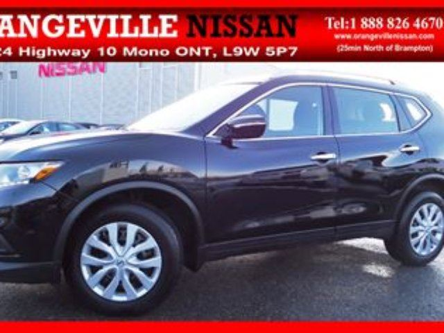 2014 NISSAN ROGUE S AWD JUST ARRIVED! in Orangeville, Ontario