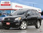 2012 Toyota RAV4 Base Competition Certfied, One Owner, Toyota Serviced in London, Ontario