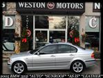 2005 BMW 3 Series 325i* AUTO* SUNROOF* LEATHER*  AS IS* in Toronto, Ontario