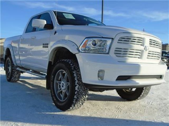 2015 dodge ram 1500 sport custom truck heated leather siriusxm edmonton alberta used car for. Black Bedroom Furniture Sets. Home Design Ideas