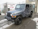 2002 Jeep Wrangler TJ Sport in Montreal, Quebec