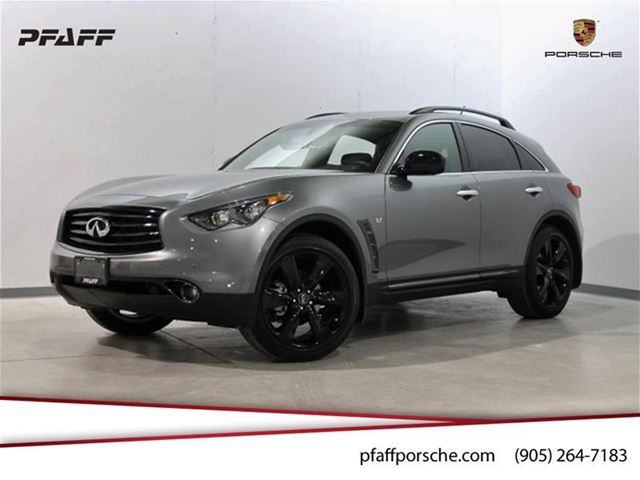 2016 infiniti qx70 sport grey pfaff porsche. Black Bedroom Furniture Sets. Home Design Ideas