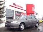 2005 Toyota Camry LE in Gatineau, Quebec