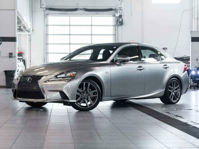 2014 lexus is 250 awd executive f sport silver lexus of. Black Bedroom Furniture Sets. Home Design Ideas