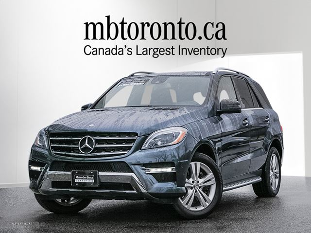 2013 mercedes benz ml350 bluetec 4matic tenorite grey met. Black Bedroom Furniture Sets. Home Design Ideas
