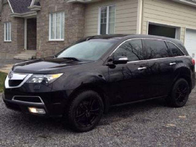 2013 Acura Mdx Black Lease Busters Wheels Ca