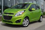 2015 Chevrolet Spark Certified | Hatchback | Air Conditioning | Engine Block Heater | XM Radio in Kamloops, British Columbia