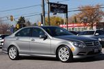 2011 Mercedes-Benz C-Class AWD C250 4MATIC ONLY 66K! **SPORT PKG** in Scarborough, Ontario