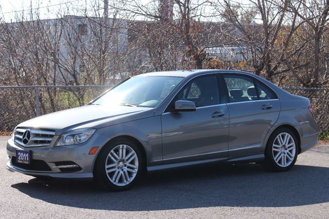 2011 mercedes benz c class awd c250 4matic only 66k for Mercedes benz c class 2011 price