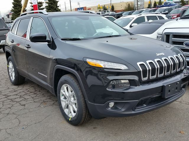 2016 jeep cherokee north 4x4 vaughan ontario car for sale 2350141. Black Bedroom Furniture Sets. Home Design Ideas