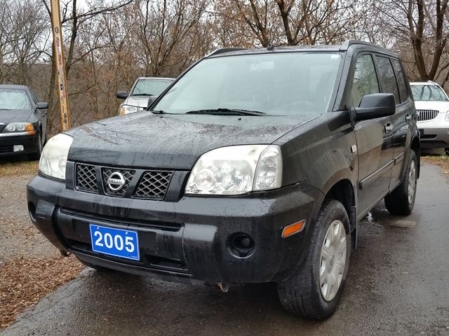 2005 nissan x trail oshawa ontario used car for sale 2350968. Black Bedroom Furniture Sets. Home Design Ideas