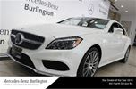2016 Mercedes-Benz CLS-Class 4MATIC Coupe in Burlington, Ontario