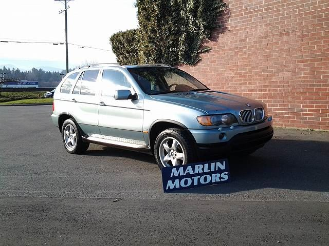 2001 BMW X5 4.4i in Koksilah, British Columbia