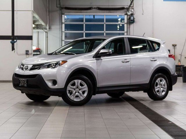 2015 toyota rav4 le awd kelowna british columbia used car for sale 2351509. Black Bedroom Furniture Sets. Home Design Ideas
