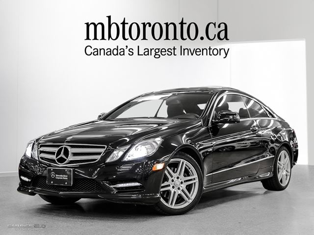2012 mercedes benz e350 coupe obsidian black met for Downtown mercedes benz