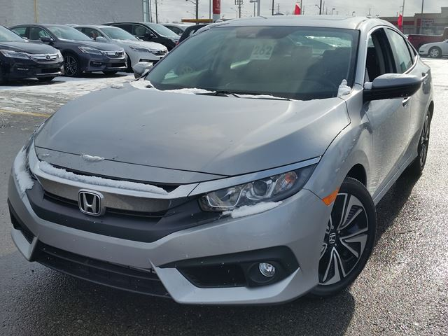 2016 honda civic ex t whitby ontario new car for sale 2351713. Black Bedroom Furniture Sets. Home Design Ideas