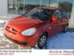 2009 Hyundai Accent GL *Local, No Accidents* in Airdrie, Alberta
