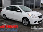 2014 Nissan Versa w/ Cloth Seats, Seating 5, Keyless Entry, in Spruce Grove, Alberta