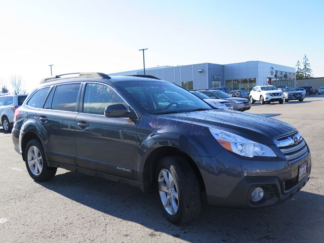 2013 subaru outback limited package with navigation stratford ontario car for sale 2352984. Black Bedroom Furniture Sets. Home Design Ideas