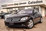 2007 Mercedes-Benz CL-Class 5.5L V8 Navi Sunroof Backup cam Bluetooth Leather 18?Çlloy Rims in Bolton, Ontario