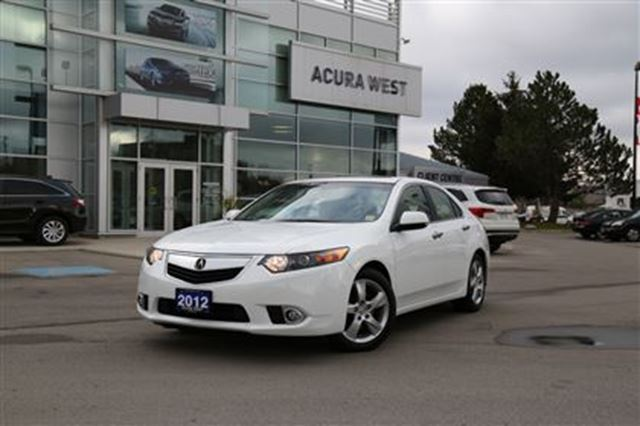 2012 acura tsx premium a5 white acura west. Black Bedroom Furniture Sets. Home Design Ideas