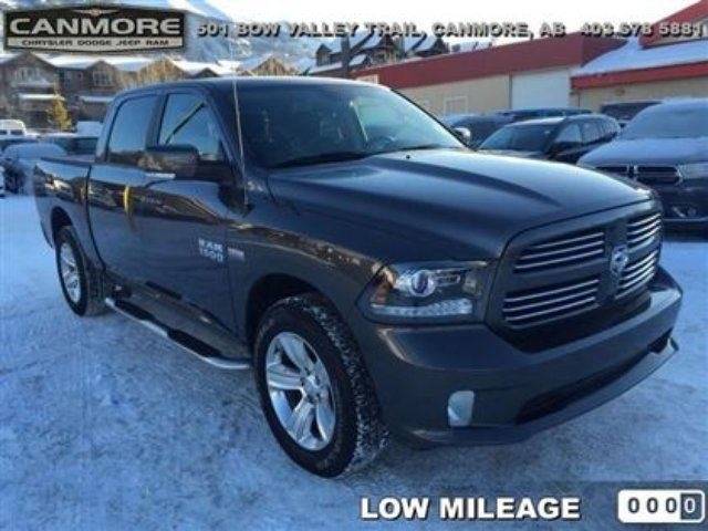 2014 Dodge RAM 1500 Sport - Low Mileage in Canmore, Alberta