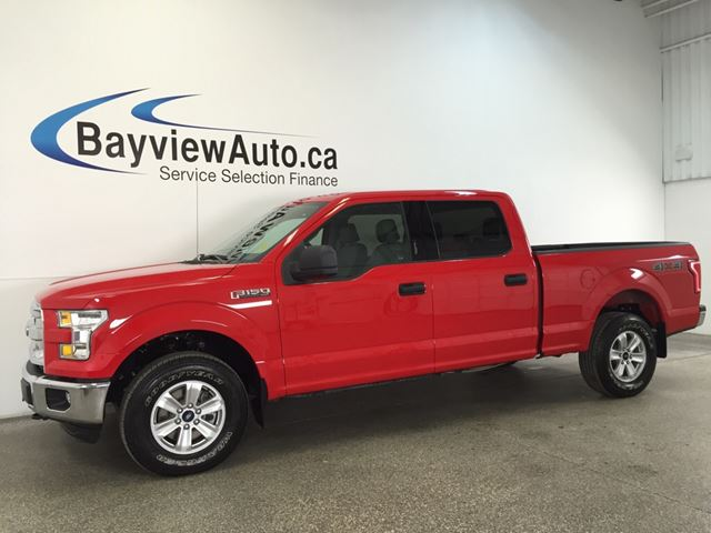 2015 ford f 150 xlt crew cab 4x4 autos post. Black Bedroom Furniture Sets. Home Design Ideas