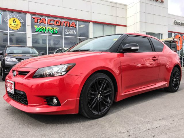 2013 scion tc release series 7 0 rare 8 0 release series absolutely red vandermeer toyota. Black Bedroom Furniture Sets. Home Design Ideas