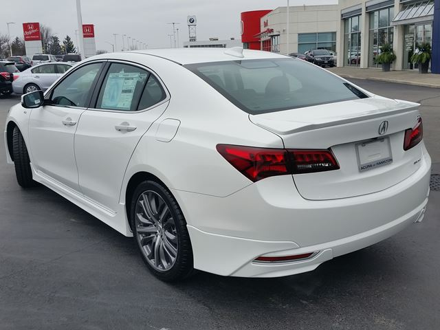 2016 acura tlx v6 tech sh awd hamilton ontario used car for sale 2354223. Black Bedroom Furniture Sets. Home Design Ideas