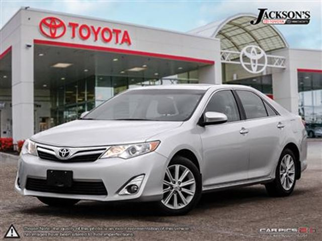 2012 toyota camry xle 4cyl package toyota certified. Black Bedroom Furniture Sets. Home Design Ideas