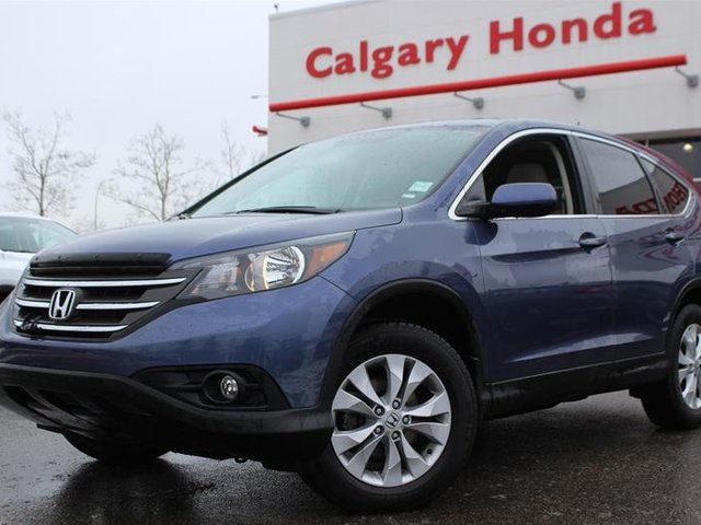 2014 honda cr v ex l awd light blue calgary honda. Black Bedroom Furniture Sets. Home Design Ideas