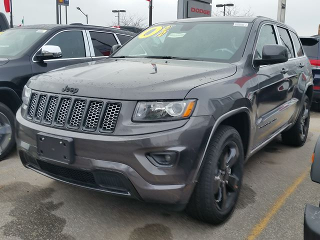 2015 jeep grand cherokee laredo 4x4 vaughan ontario new car for. Black Bedroom Furniture Sets. Home Design Ideas