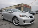 2012 Lexus CT 200h ROOF, LEATHER, LOADED, 78K! in Stittsville, Ontario