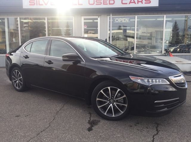 2015 acura tlx tech calgary alberta used car for sale 2357595. Black Bedroom Furniture Sets. Home Design Ideas