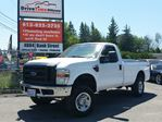 2008 Ford F-250 XL REGULAR CAB 4X4 DIESEL in Ottawa, Ontario