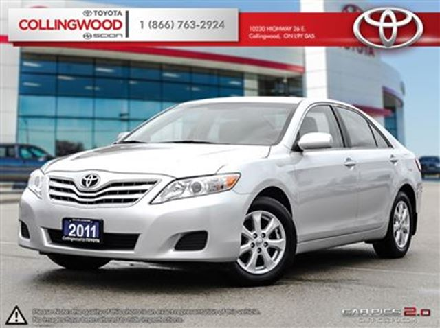 2011 toyota camry le new tires sold serviced here. Black Bedroom Furniture Sets. Home Design Ideas