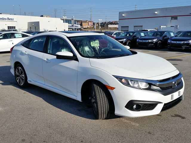 2016 honda civic ex t whitby ontario car for sale 2358083. Black Bedroom Furniture Sets. Home Design Ideas