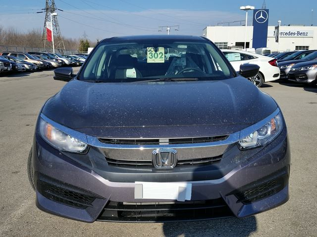 2016 honda civic ex whitby ontario car for sale 2358095. Black Bedroom Furniture Sets. Home Design Ideas