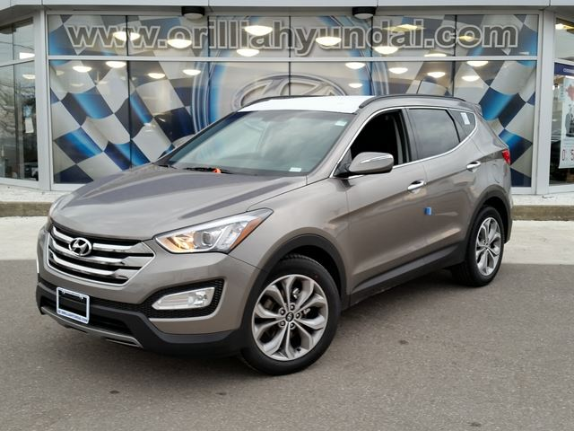 2016 hyundai santa fe se dark grey orillia hyundai new car wheels. Black Bedroom Furniture Sets. Home Design Ideas