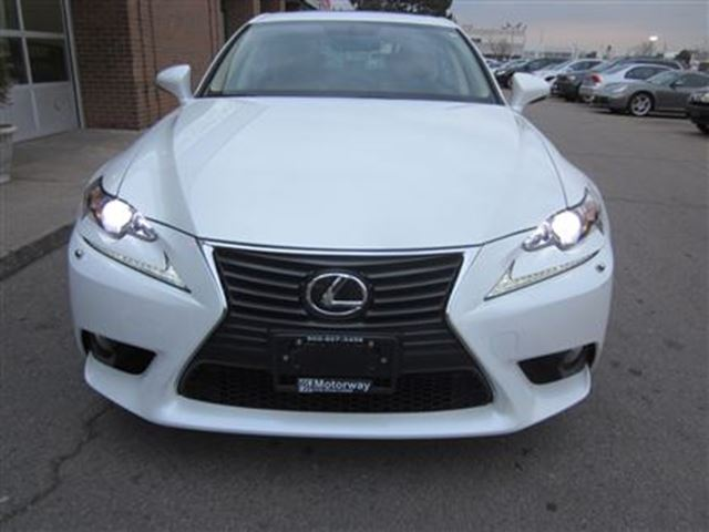 2014 lexus is 250 all wheel drive white motorway auto group. Black Bedroom Furniture Sets. Home Design Ideas
