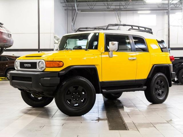 2008 toyota fj cruiser 4x4 c package kelowna british. Black Bedroom Furniture Sets. Home Design Ideas