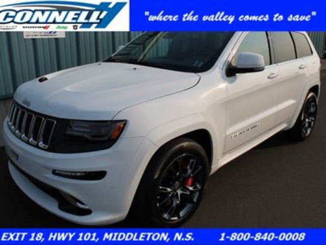 2015 JEEP GRAND CHEROKEE SRT8 in Middleton, Nova Scotia