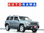 2011 Jeep Patriot LIMITED LEATHER 4X4 in North York, Ontario