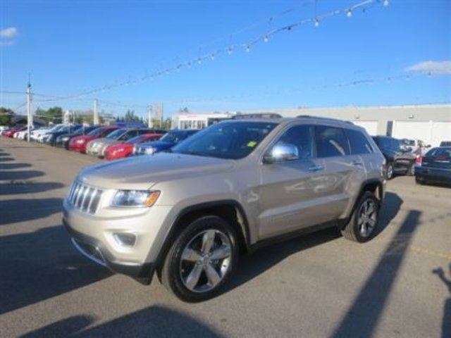 2015 Jeep Grand Cherokee Limited in Saskatoon, Saskatchewan