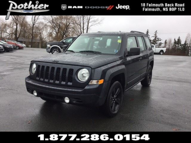 2015 jeep patriot sport 4x4 cd cloth cruise control. Black Bedroom Furniture Sets. Home Design Ideas