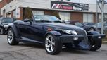 2001 Chrysler Prowler No Accident History in Brampton, Ontario
