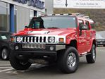 2007 HUMMER H2 Extremely Low KM   6-Passenger Seating   Navigation   Rear Vision Camera   Leather   Chrome Appearance Package in Kamloops, British Columbia